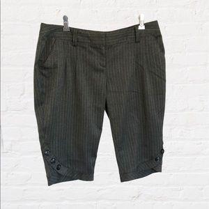 Mix It long dress shorts, size 10P